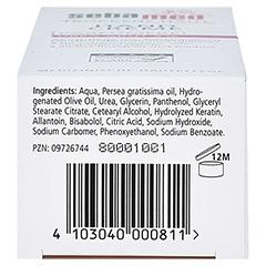 Sebamed Trockene Haut Handcreme Urea akut 5% parfümfrei 75 Milliliter - Unterseite