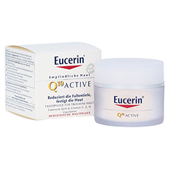 Eucerin Q10 Active Tagespflege 50 Milliliter