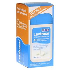 Lactrase 18.000 FCC Tabletten im Spender Doppelpack 2x40 Stück