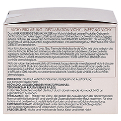VICHY NEOVADIOL Creme normale Haut + gratis VICHY NEOVADIOL Serum 7 ml 50 Milliliter - Rückseite