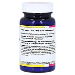 HYALUROGLUCO 450 mg GPH Kapseln 60 Stück - Rechte Seite