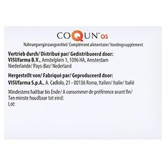 COQUN OS Kapseln 60 Stück - Rückseite