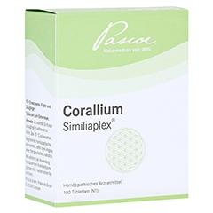 CORALLIUM SIMILIAPLEX Tabletten 100 Stück N1