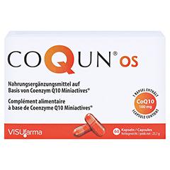 COQUN OS Kapseln 60 Stück - Vorderseite