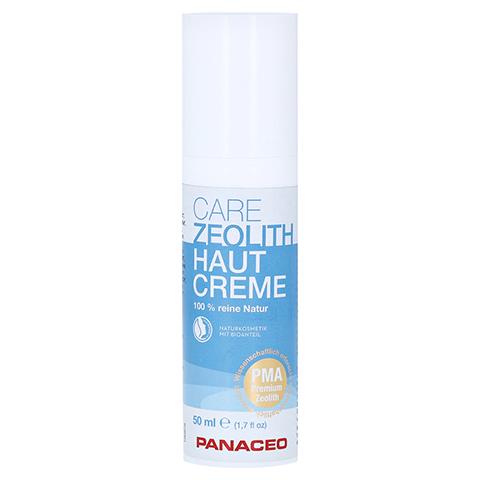 PANACEO Care Zeolith Hautcreme 50 Milliliter