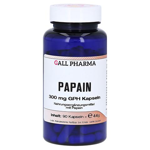 PAPAIN 300 mg GPH Kapseln 90 Stück
