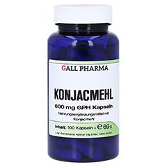 KONJACMEHL 600 mg Kapseln 100 Stück