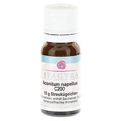 ACONITUM NAPELLUS C 200 Globuli 10 Gramm N1