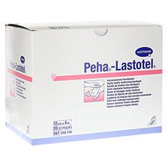 PEHA-LASTOTEL Fixierbinde 12 cmx4 m 20 Stück