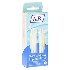 TEPE Bridge & Implant Floss 1 Stück