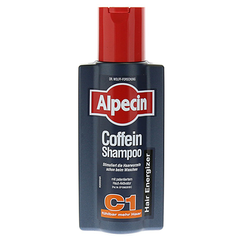 ALPECIN Coffein Shampoo C1 250 Milliliter
