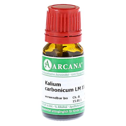 KALIUM CARBONICUM LM 18 Dilution 10 Milliliter N1