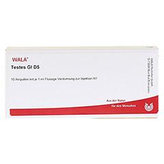 TESTES GL D 5 Ampullen 10x1 Milliliter N1 - Vorderseite