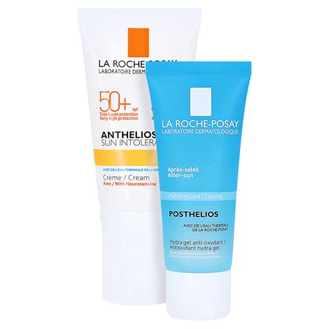 La Roche-Posay Anthelios Sun Intolerance LSF 50+ Creme + gratis La Roche Posay Posthelios After-Sun 40 ml 50 Milliliter