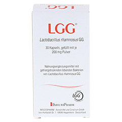 LGG Kapseln 30 Stück - Rückseite