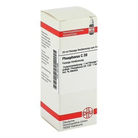 PHOSPHORUS C 30 Dilution 20 Milliliter N1