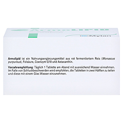 ARMOLIPID Tabletten 60 Stück - Oberseite