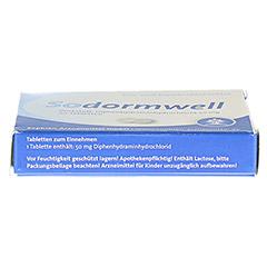 Sodormwell Diphenhydraminhydrochlorid 50mg 20 Stück N2 - Oberseite