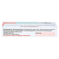 Venentabs-ratiopharm 50 Stück N2 - Oberseite