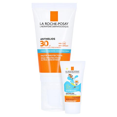 La Roche-Posay Anthelios Ultra LSF 30 Sonnencreme für das Gesicht + gratis La Roche Posay Anth. W Gel Kids 15ml 50 Milliliter