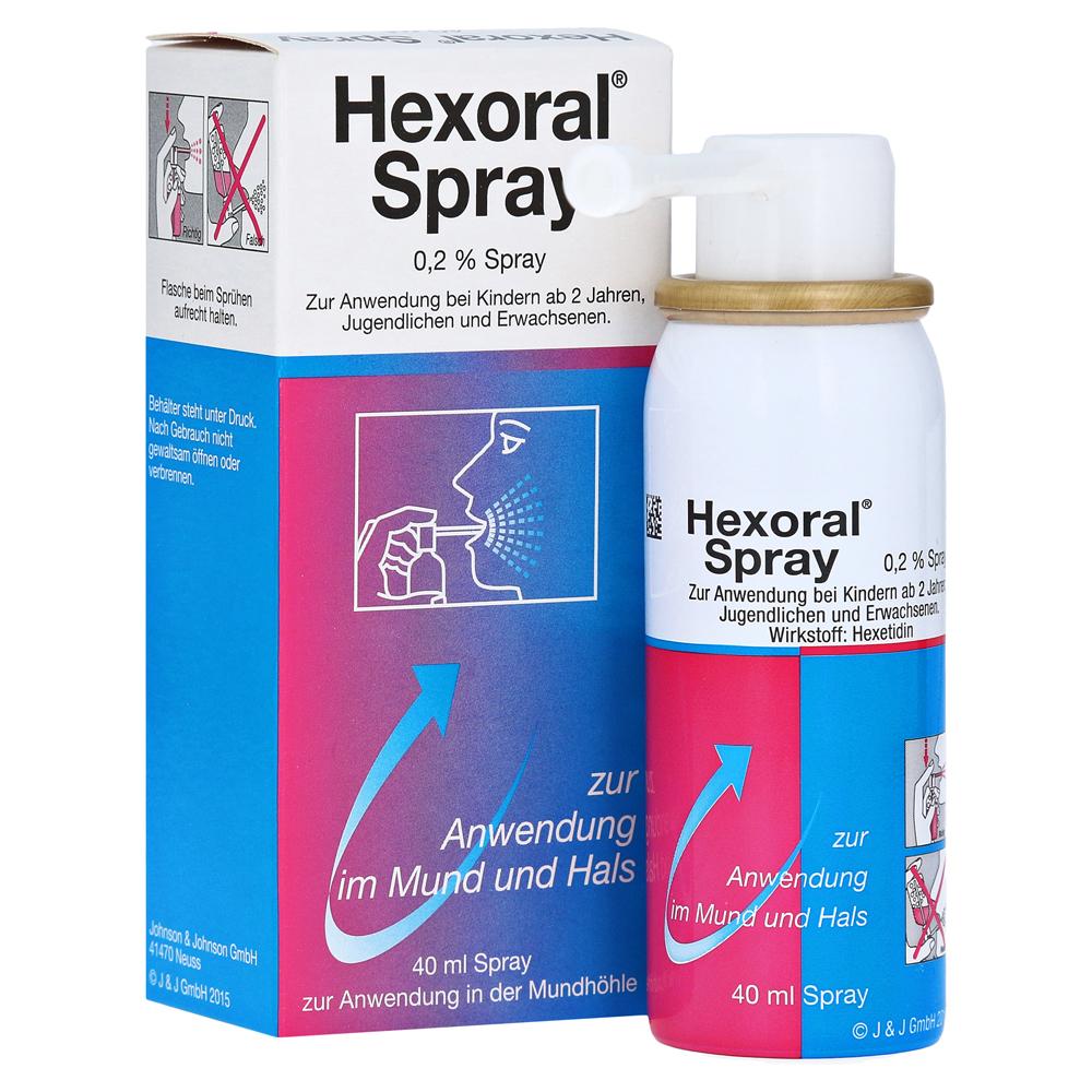 Spray anwendung locabiosol Locabiosol 0.125Â