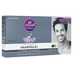 ELL-CRANELL Haarfülle+ für Männer Kombipackung 1 Packung