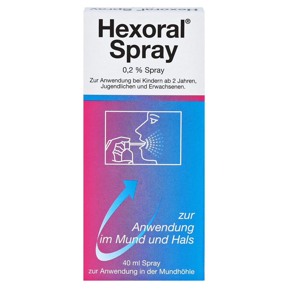 Anwendung locabiosol spray Locabiosol Spray