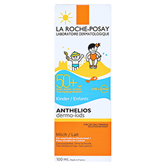 ROCHE POSAY Anthelios Dermo Kids LSF 50+ Mexo Mil. + gratis La Roche Posay Anthelios 50+ Kids 100 Milliliter - Vorderseite