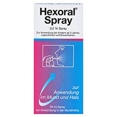 Hexoral 0,2% 40 Milliliter - Vorderseite