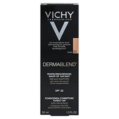 Vichy Dermablend Make-up Fluid Nr. 35 Sand 30 Milliliter - Vorderseite