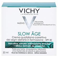 Vichy Slow Âge Creme 50 Milliliter - Rückseite