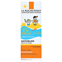 ROCHE POSAY Anthelios Dermo Kids LSF 50+ Mexo Mil. + gratis La Roche Posay Anthelios 50+ Kids 100 Milliliter - Rückseite
