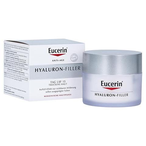 EUCERIN Anti-Age HYALURON-FILLER Tag trockene Haut 50 Milliliter