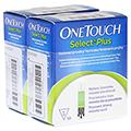 ONE TOUCH Select Plus Blutzucker Teststreifen 100 Stück