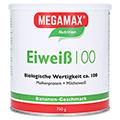 EIWEISS 100 Banane Megamax Pulver 750 Gramm