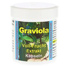 GRAVIOLA VOLLEXTRAKT 600 mg Kapseln 90 Stück
