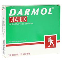 DARMOL DIA-EX Pulver z.Herstell.e.Susp.z.Einn. 10 Stück