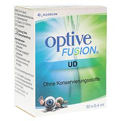 OPTIVE Fusion UD Augentropfen 30x0.4 Milliliter