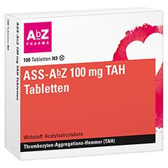 ASS-AbZ 100mg TAH 100 Stück N3