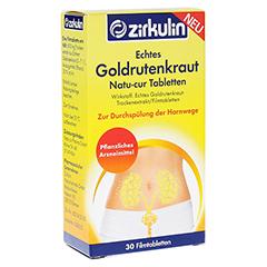 ECHTES GOLDRUTENKRAUT Natu-cur 600 mg Filmtabl. 30 Stück