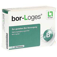 BOR-LOGES Tabletten 120 Stück