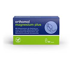 ORTHOMOL Magnesium Plus Kapseln 60 Stück