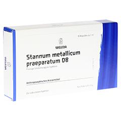 STANNUM METALLICUM praeparatum D 8 Ampullen 8x1 Milliliter N1