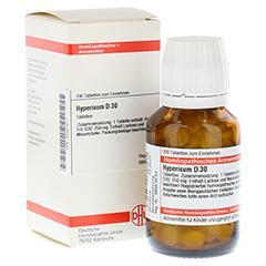 HYPERICUM D 30 Tabletten 200 Stück