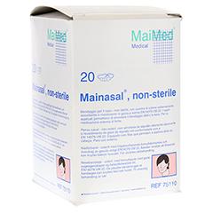 MAINASAL Nasenverband unsteril 20 Stück
