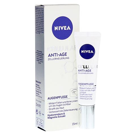 NIVEA CELLULAR Anti-Age Augenpflege 15 Milliliter