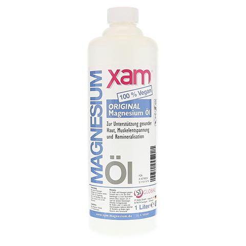 XAM Magnesiumöl Original Spray 1000 Milliliter
