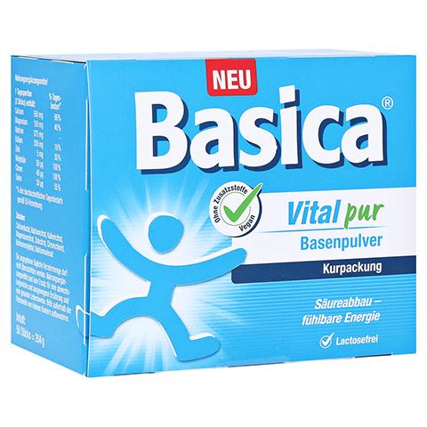BASICA Vital pur Basenpulver 50 Stück