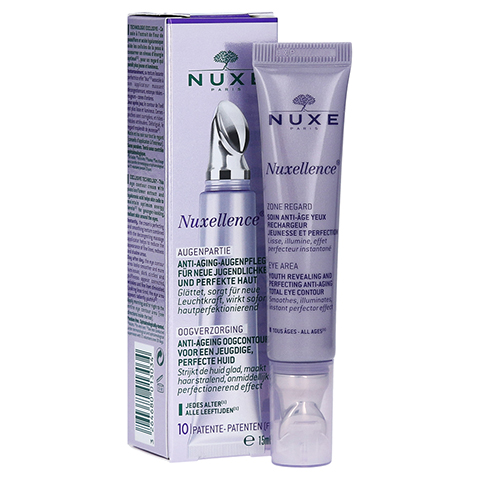 NUXE Nuxellence Yeux Creme 15 Milliliter