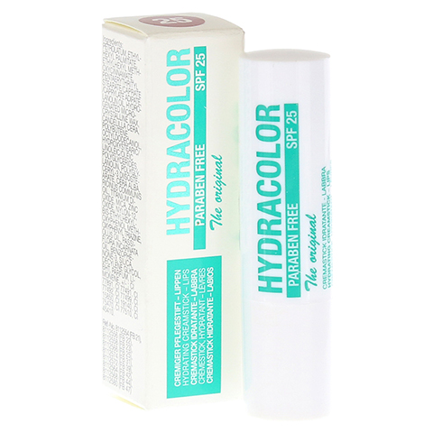 HYDRACOLOR Lippenpflege 25 glicine Faltschachtel 1 Stück
